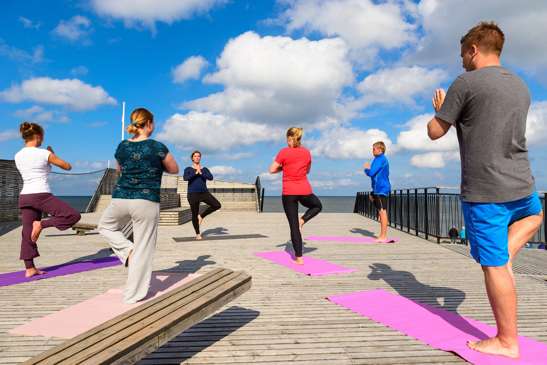 SUP Spirit & Soul SUP Yoga Camps Klitmøller