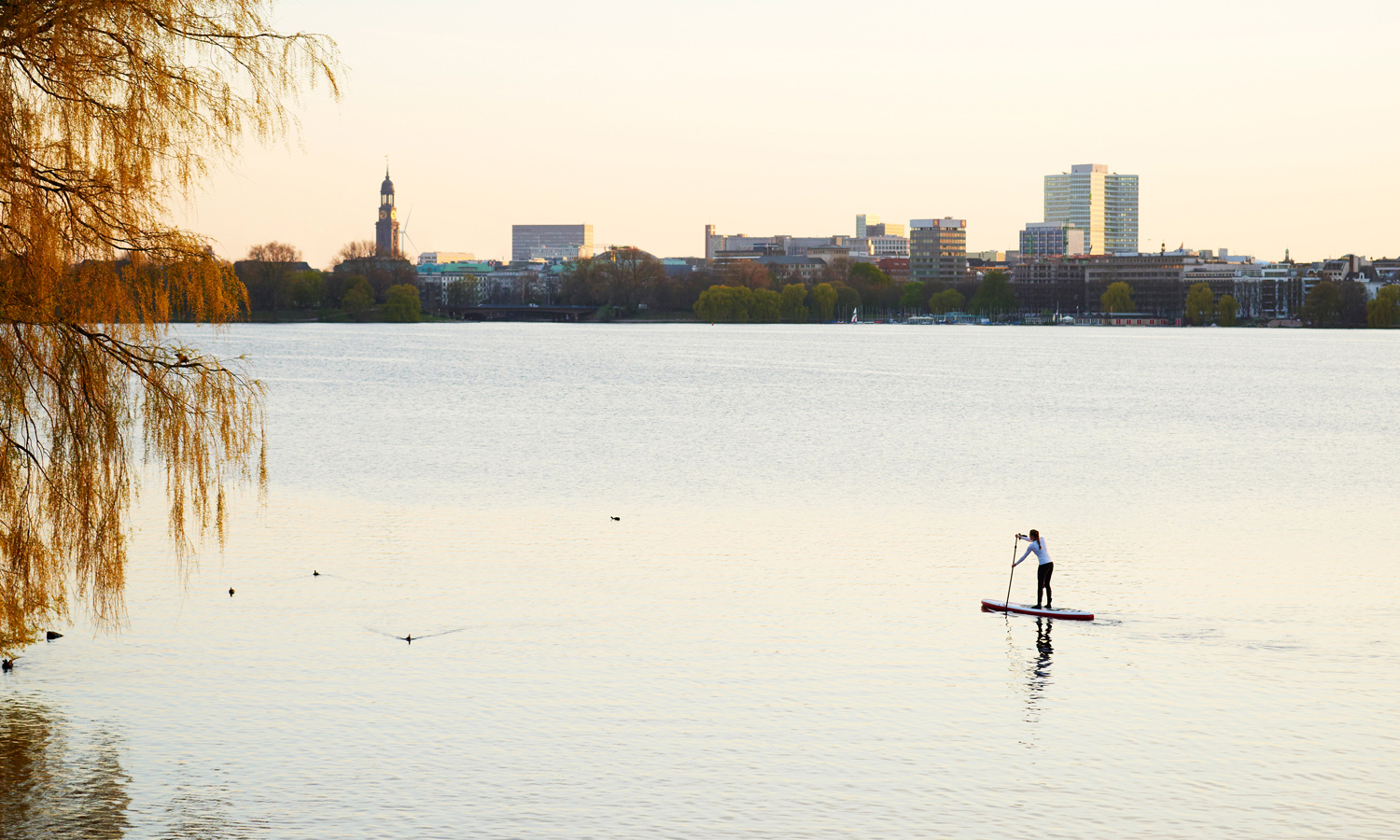 Hamburg - surfer soul meets urban lifestyle